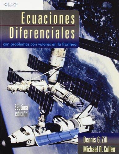 Ecuaciones diferenciales con problemas de valores en la frontera/ Differential Equations with Boundary-Value Problems (S