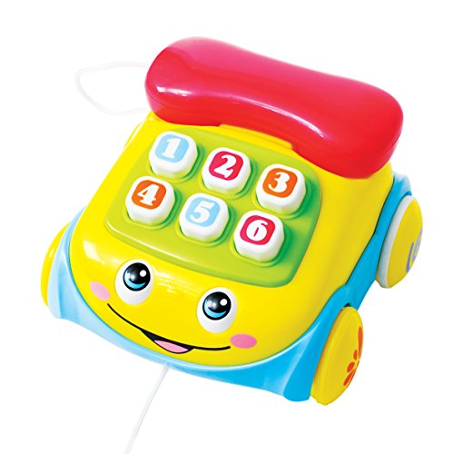 PlayGo Tommy The Telephone Baby Toy
