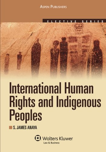 International Human Rights and Indigenous Peoples (Elective Series)
