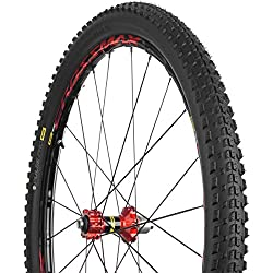 Mavic Crossmax Elite Wts Boost Wheel - 29in Red, Rear, 12x148, Hg