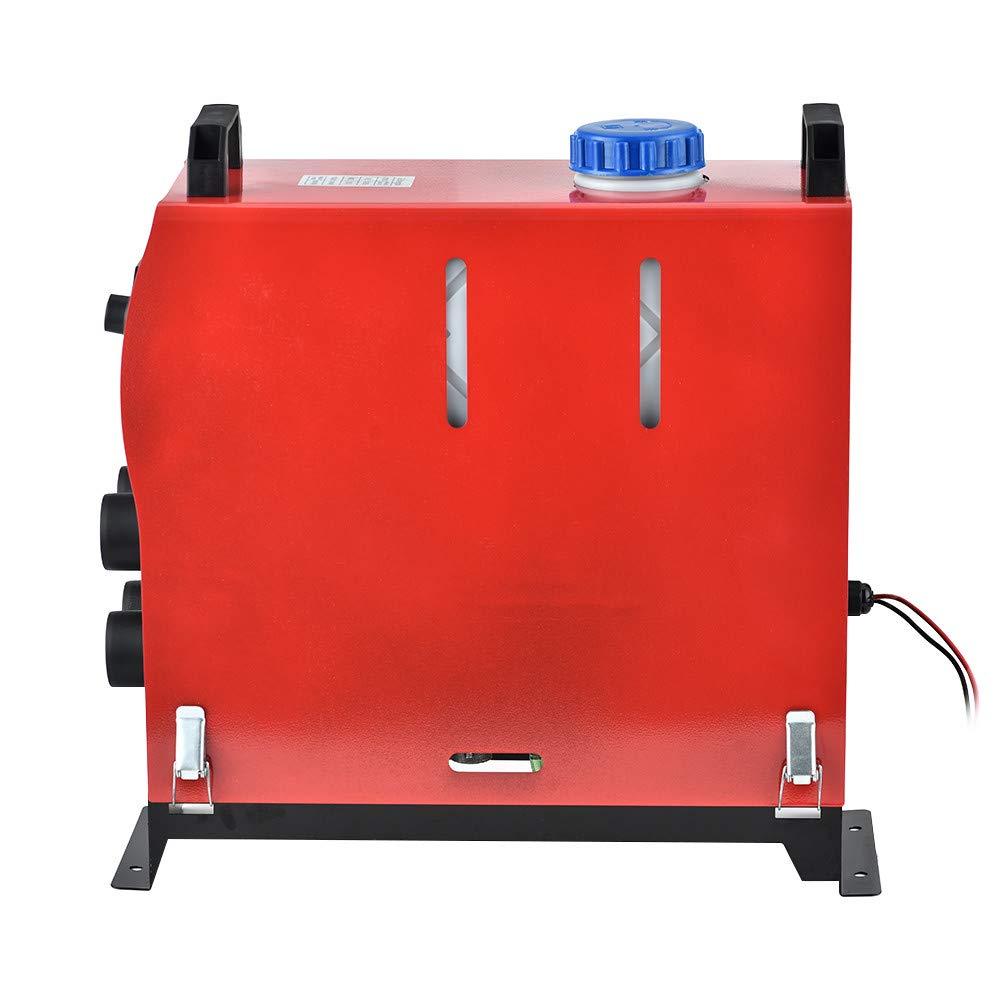 Car Trailer,Touring car,Campervans ETE ETMATE Diesel Heater Air Diesel Heater Parking Heater 12V 5000W 10L Tank Remote Control LCD Display For Truck,Boat,Motorhomes Caravans