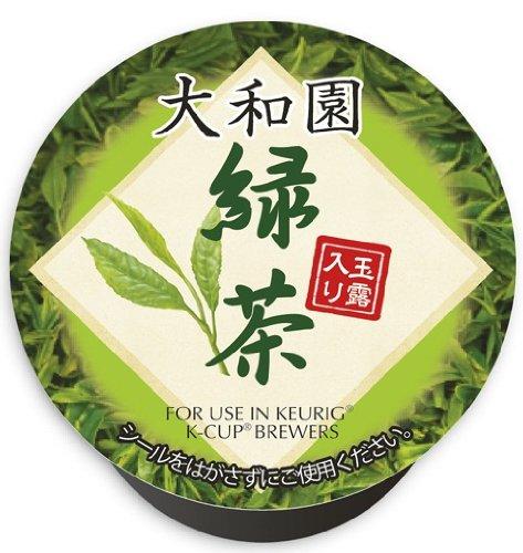 K-CUP Yamato Garden Gyokuro containing green tea (3gX12 pieces) X8 boxes