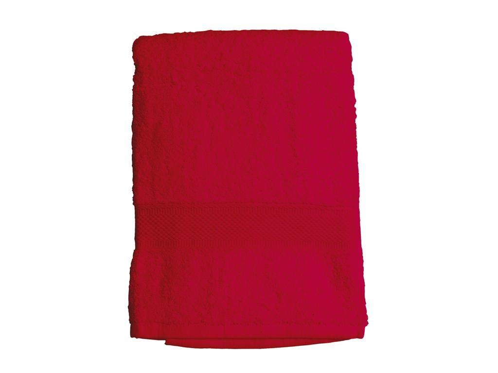 Soleil d'ocre 441100 Douceur Drap de Bain Coton Blanc 70 x 130 cm SELARTEX