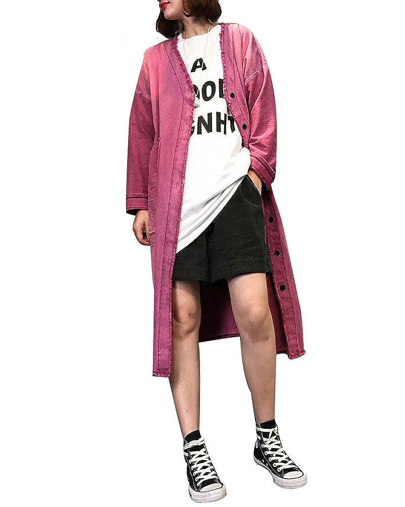 a47c03623b542 Top1  Duberess Women s Spring   Autumn 100% Cotton Casual Blouse Shirt Long  Sleeve Tops