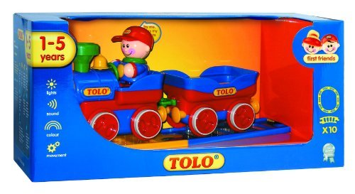 Tolo First Friends Train Set by Tolo (Tolo First Friends Train)