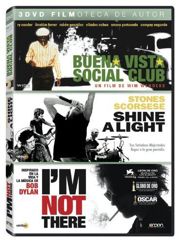 Buena Vista Social Club + Shine A Light + I`M Not There