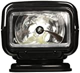 Golight 30511 Stryker Wireless Spotlight with Remote, Black