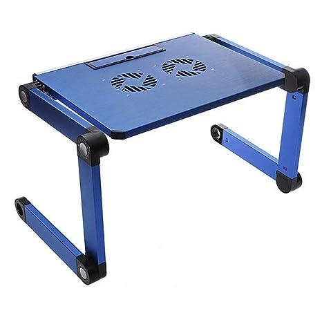 Mesa para Ordenador Portatil Aleación de aluminio de escritorio ...