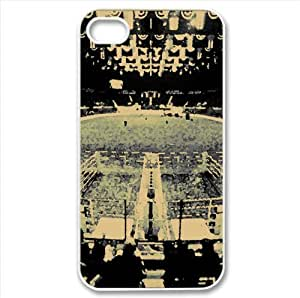 Fort Worth Stock Show & Rodeo Watercolor style Cover iPhone 4 and 4S Case
