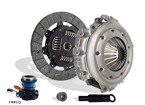 - Clutch And Slave Kit Works With Set Ford Bronco F150 F250 F350 Eddie XL XLT Special Lightning Ranger Custom 1993-1996 5.0L V8 5.8L V8 4.9L L6 Gas OHV Naturally Aspirated