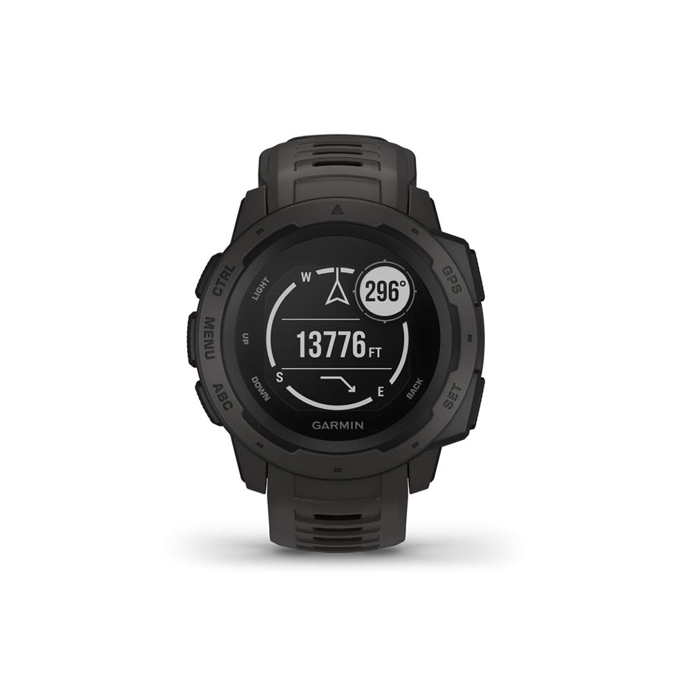 Garmin Instinc Review