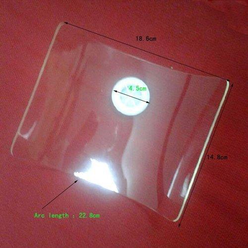 Replacement Protection Lens for CSLU-Tool Sandblasting Safety Hood