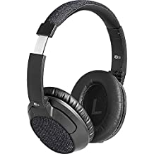 MEE audio Matrix3 Bluetooth with aptX/AAC Wireless + Wired High Fidelity Headphones with Headset