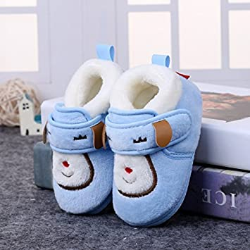 5f9353b36 XIU RONG Baby Shoes 6-12 Months 1-2 Years Old Baby Girl Winter Shoes ...