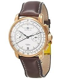 Graf Zeppelin 100 Years of Zeppelin, Quartz Chronograph Watch 7672-1