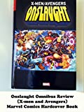 Review: Onslaught Omnibus Review (X-men and Avengers) Marvel Comics Hardcover Book