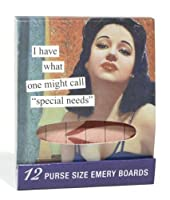 Anne Taintor 03392 Emery Boards, Special Needs