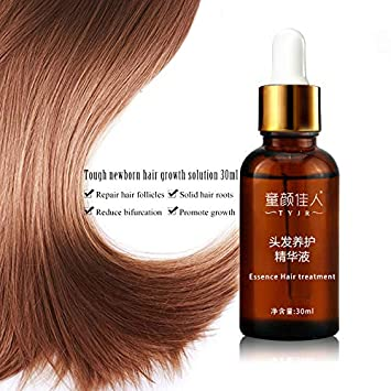 Amazon.com: TYJR Herbal Hair Growth Liquid Ayuda a que el ...