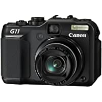 Canon PowerShot G11 10MP Digital Camera with 5x Wide Angle Optical Stabilized Zoom and 2.8-inch articulating LCD Benefits Review Image