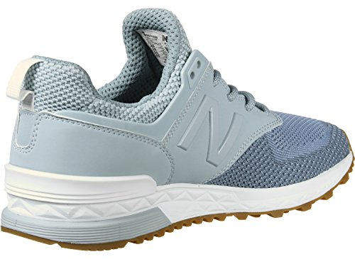 New Balance Women's WS574WB, Light Slat, 6 B US ()