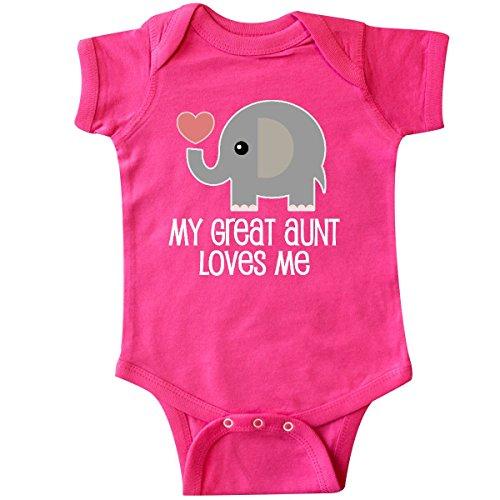 inktastic Great Elephant Infant Creeper product image