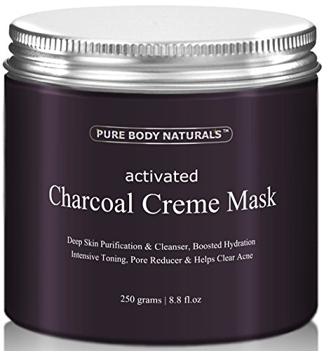 Activated Charcoal Pure Body Naturals product image