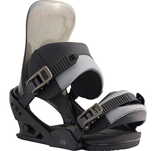 Burton LTD Snowboard Bindings - Black, Men