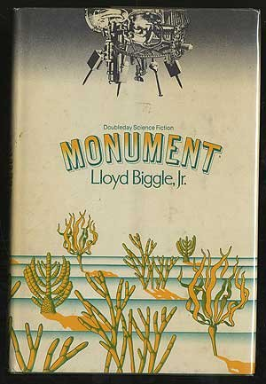 book cover of Monument