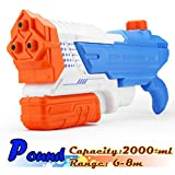 Best Marvel Guns For Kids - Big Water Gun, Adults and Kids Toys, Three Review