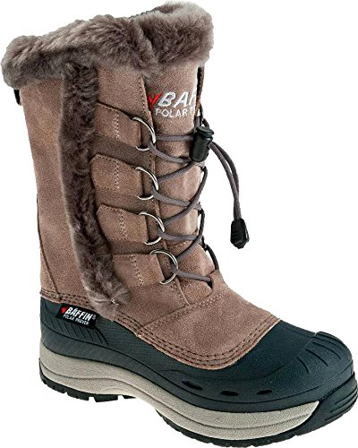 Baffin Chloe Womens Scooterstøvler Taupe / Brun 7 Taupe