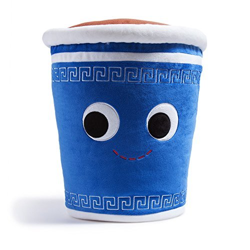 Yummy World Large George Greek Coffee Plush