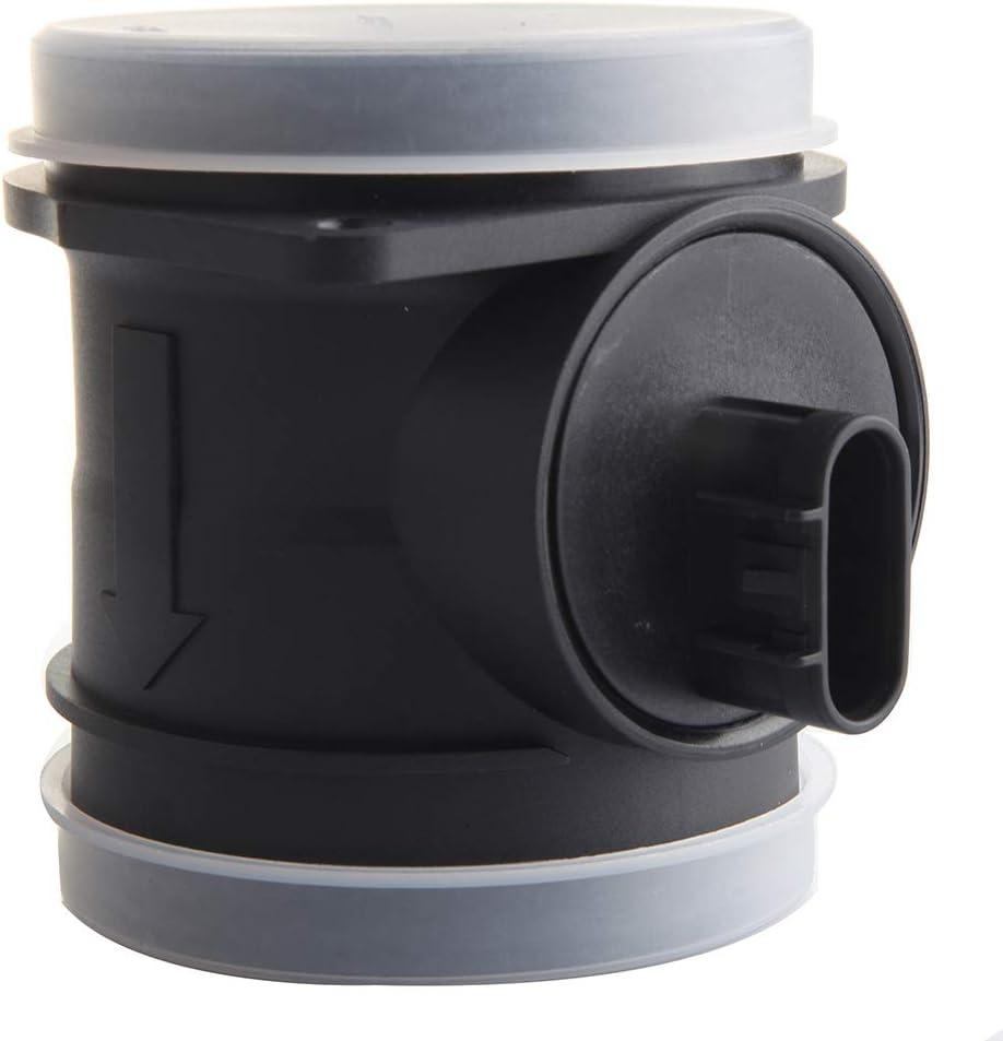 TUPARTS Mass Air Flow Sensor Meter MAF Compatible for Hyundai Santa FE 2.7L Azera//Santa FE 3.3L 2007-2009 Sonata 3.3L 2006-2010 KIA Amanti//Sorento 3.8L 2007-2009 Optima 2.7L 281643C100