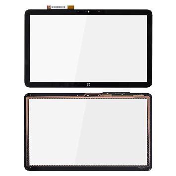 firstlcd 15,6 pulgadas digitalizador de pantalla táctil pantalla de cristal de repuesto para HP Pavilion 15-N Series para ordenador portátil: Amazon.es: ...