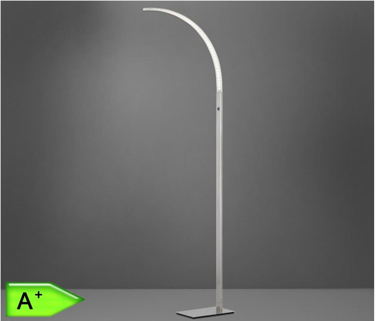 WOFI Lámpara de pie, 16.8 W: Amazon.es: Iluminación