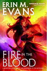 Fire in the Blood (Forgotten Realms) by Erin M. Evans (2014-10-14) Hardcover