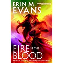 Fire in the Blood (Forgotten Realms) by Erin M. Evans (2014-10-14)