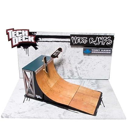 Tech Deck Vert Ramps