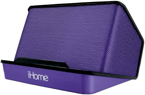 iHome Portable Rechargeable Stereo Speaker