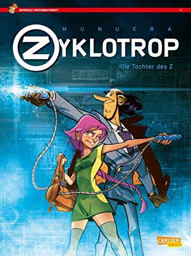 Price comparison product image Zyklotrop: Die Tochter des Z
