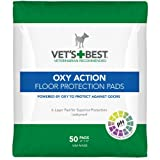 Vet's Best 50 Count Oxy Action Floor Protection Dog Pads Review