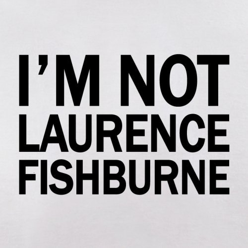 Fishburne I'm Laurence Retro Bag I'm Flight Red Red Not Not rIxIgP