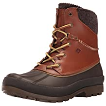 Sperry Men's Cold Bay WP Ice Plus Mid Calf Boots