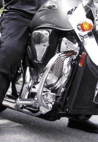 03-07 HONDA VTX1300S: National Cycle Paladin Highway (Paladin Highway Bars)