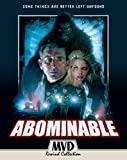 Abominable Special Edition Blu-ray + DVD