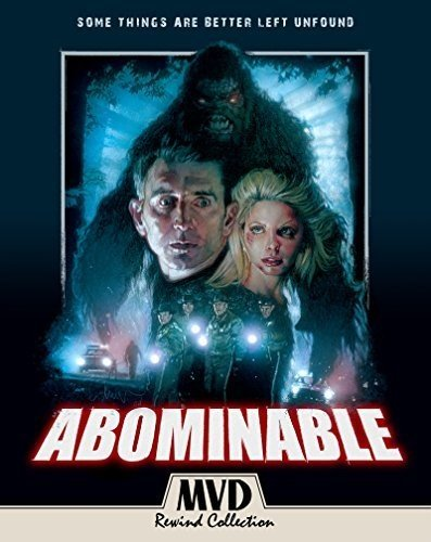 Abominable (Special Edition) [Blu-ray + DVD] by Mvd Rewind
