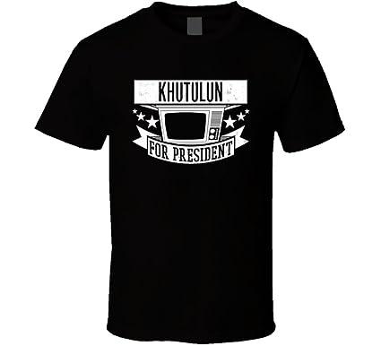 khutulun para Presidente marco polo TV Show serie T Shirt: Amazon ...