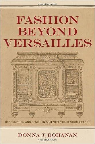 Amazon books kindle descargas gratuitasFashion beyond Versailles: Consumption and Design in Seventeenth-Century France DJVU