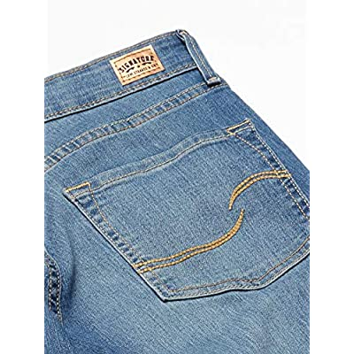Signature by Levi Strauss & Co. Gold Label Women's Totally Shaping Bootcut Jeans: Clothing