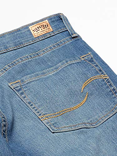 Signature by Levi Strauss & Co Women's Totally Shaping Bootcut Jeans, Rhapsody, 16 Medium