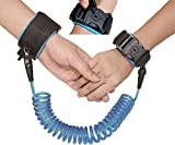 New Version - ­Anti Lost Wrist Link Safety Wrist Link with Keys for Toddlers, Babies & Kids